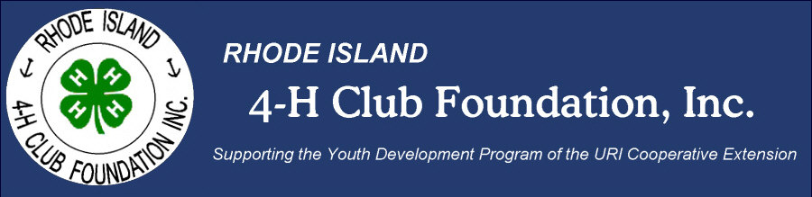 Rhode Island 4-H Club Foundation